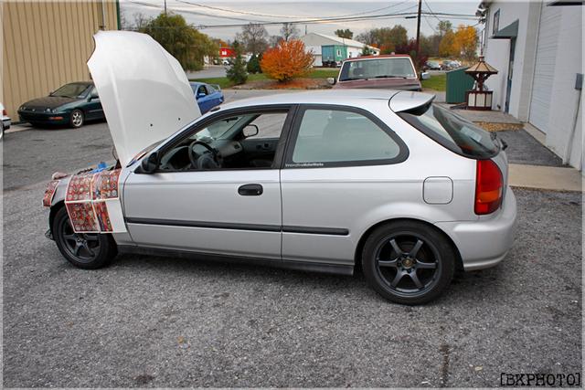 Ek on 2000 Honda Civic Tune Up Kit